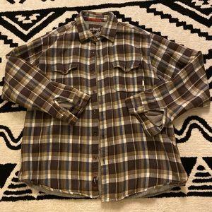 [Billabong] Men's Fleece Lined Flannel